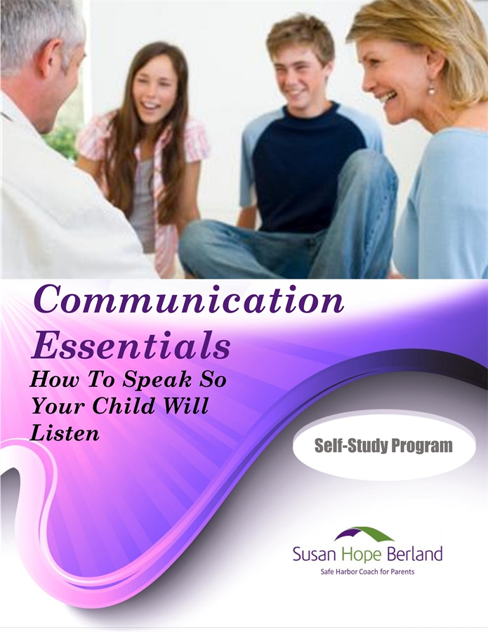 How To Speak So Your Child Will Listen